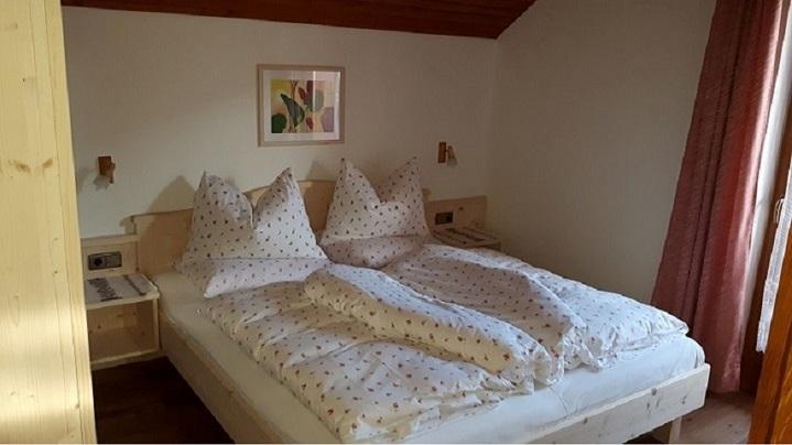 """camera da letto app. """"Stella Alpina"""""""