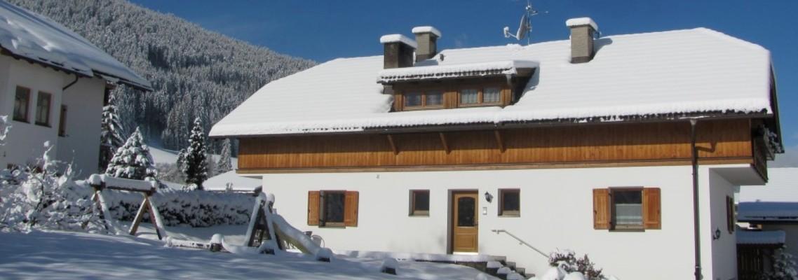 Hoferhof im Winter