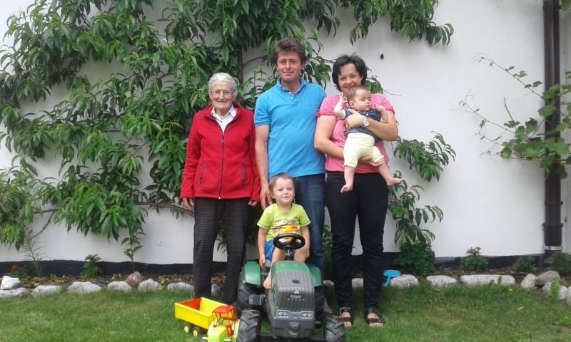 Famiglia Hofer