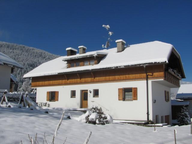 Hoferhof Niederdorf im Winter